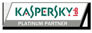 iKomm GmbH, Kaspersky Labs Platin Partner
