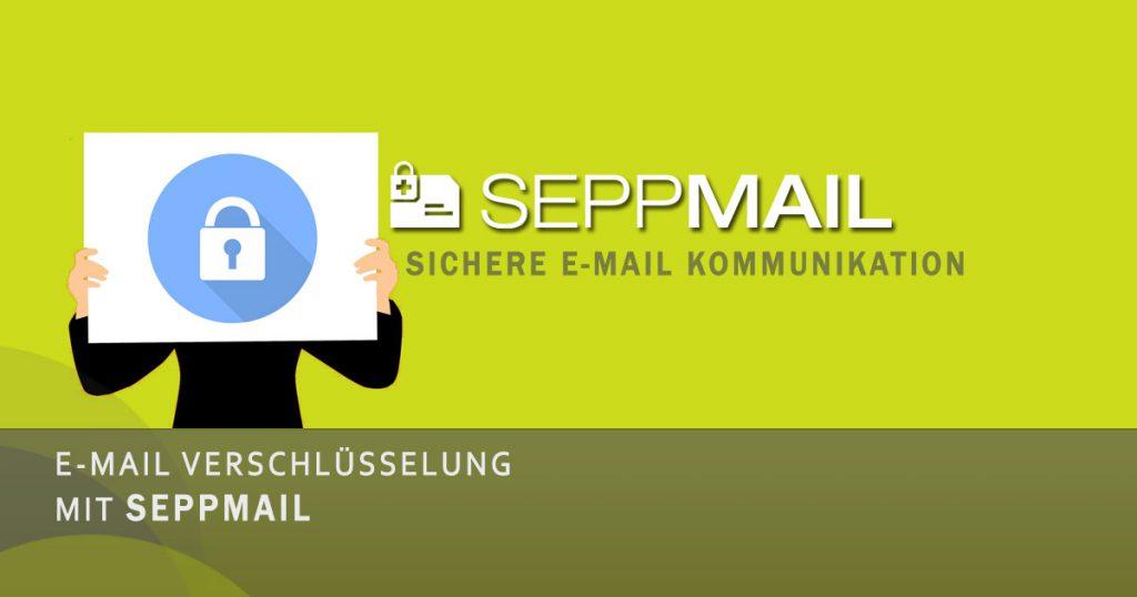 SEPPmail E-Mail Verschlüsselung