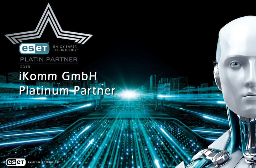 iKomm ESET Platinum Partner