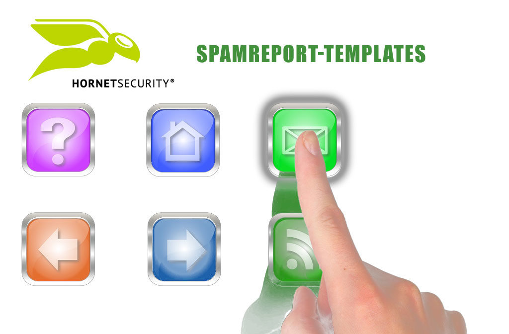 Hornet Security Spamreports