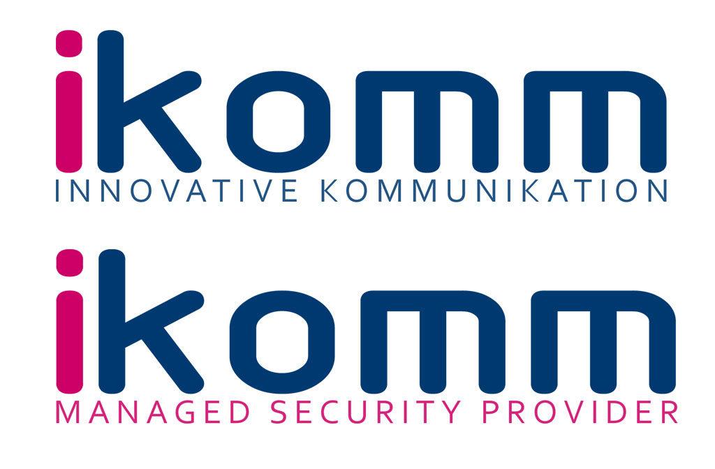 iKomm GmbH Rebranding