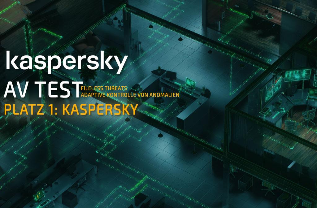 AV-Test - Kaspersky der Gewinner