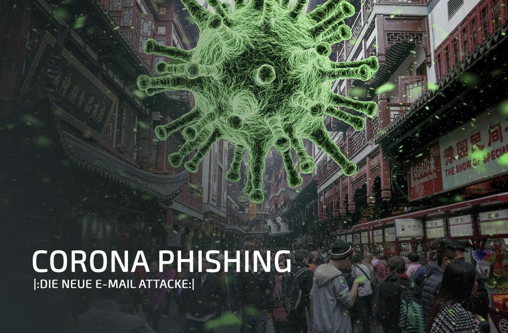 Corona Phishing E-Mails