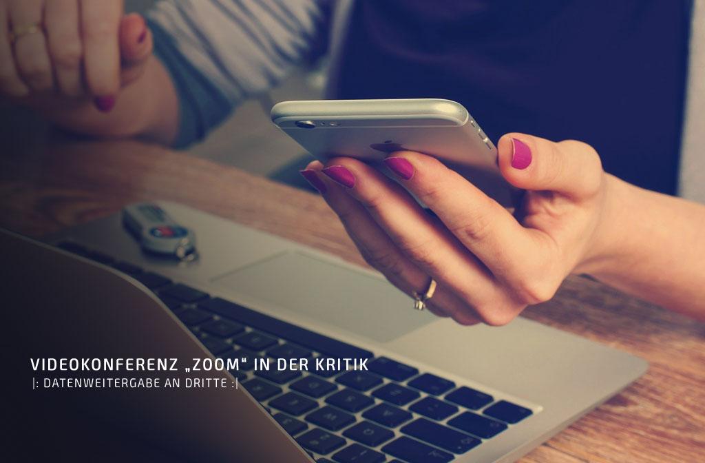 Videokonferenz Zoom