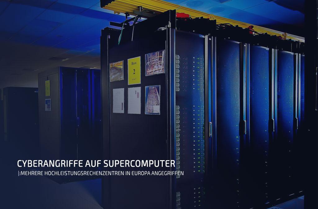 Supercomputer in Deutschland kompromittiert