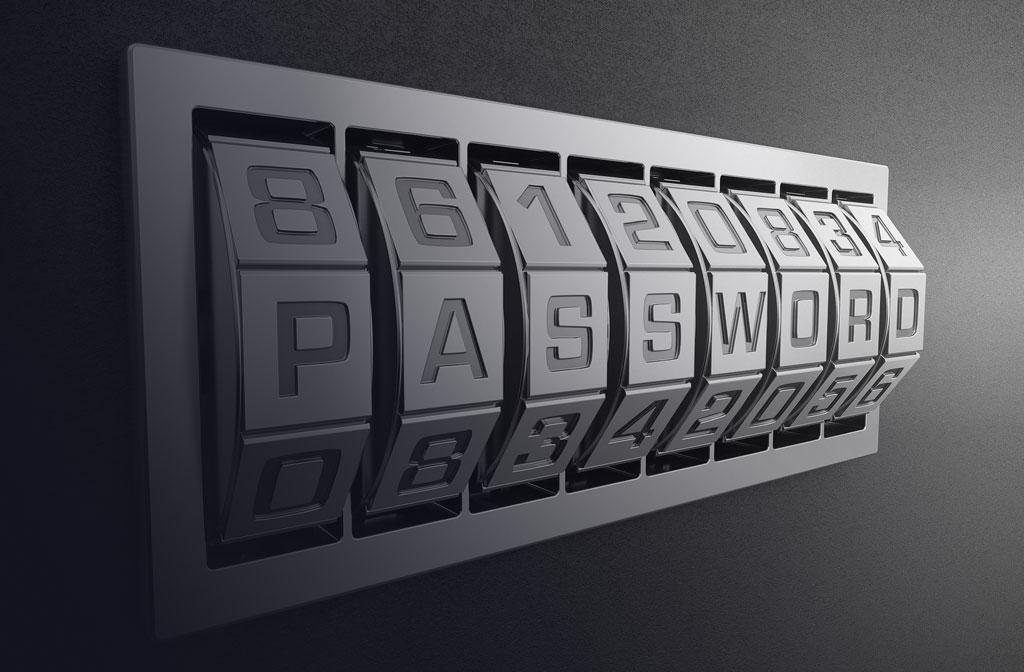 Hilfe wie lautet mein Passwort?