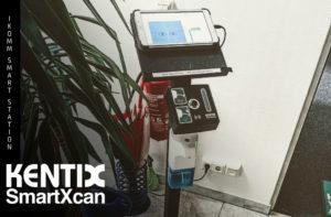 Kentix Smartxcan iKomm Smart Station