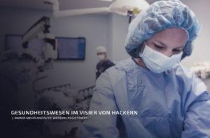 Gesundheitswesen im Visier von Hackern