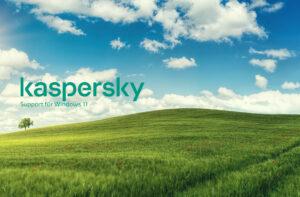 Kaspersky Support für Windows 11