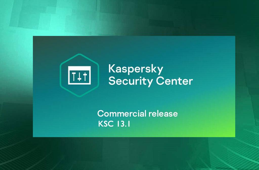 Kaspersky Security Center 13.1