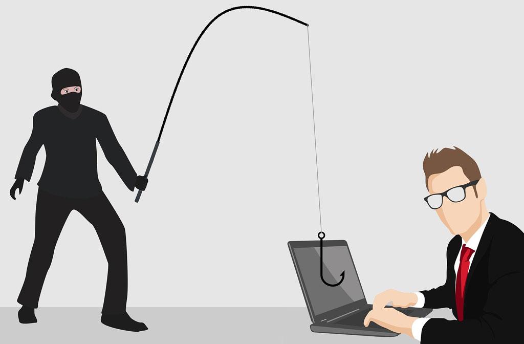 Phishing Angriffe erkennen