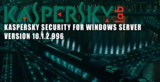 Kaspersky Security for Windows 10.1.2